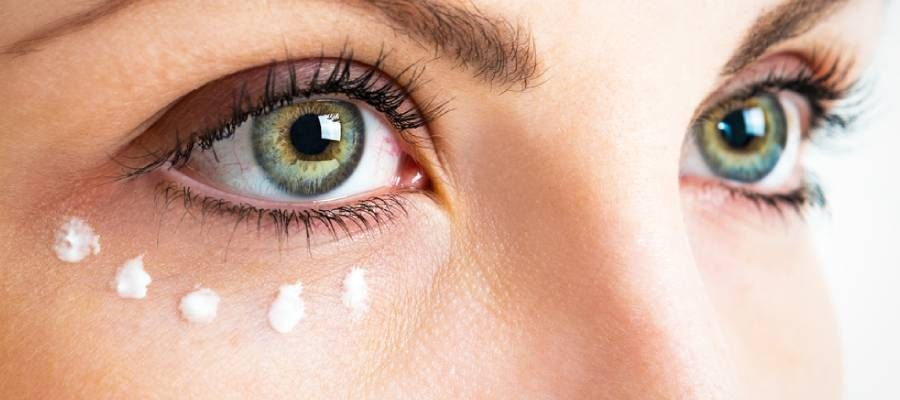 How Do Creams Improve Under-the-Eye Skin?