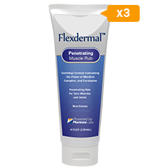Flexdermal Pack Of Three