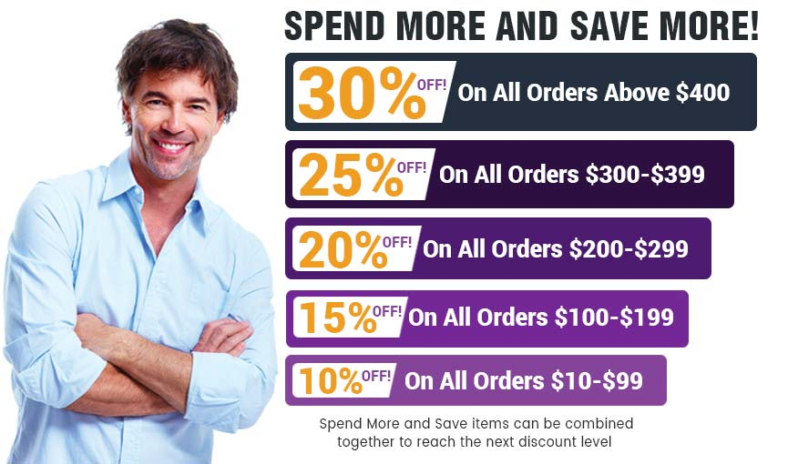 Spend More & Save More