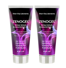 Zenogel pack of two