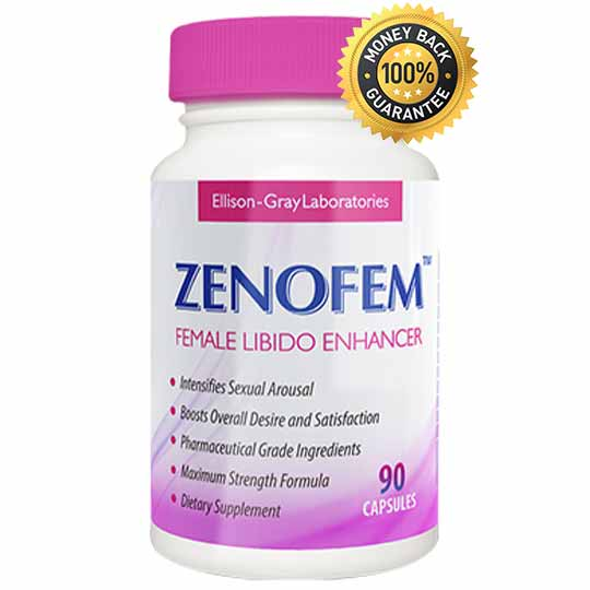 Zenofem Zenogel Platinum Package