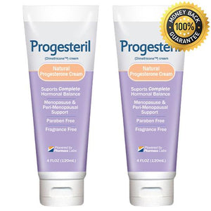 Progesteril Pack Of Two