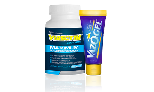 Virectin Vazogel Gold Package