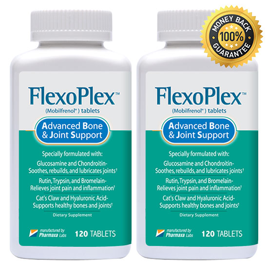 Flexoplex Pack Of Two [June 2 - June 6 Delivery]