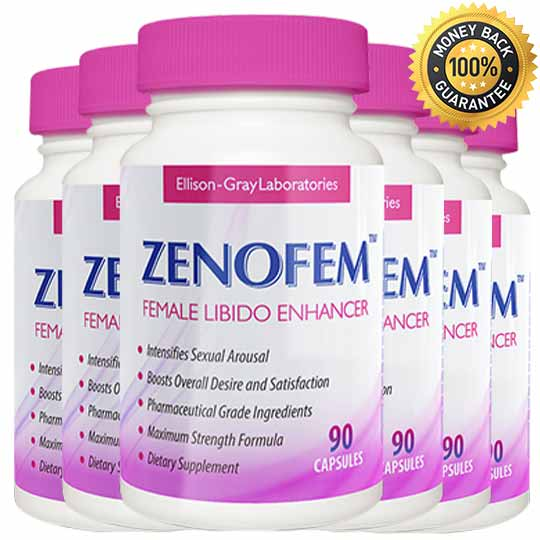 Zenofem Preferred Package