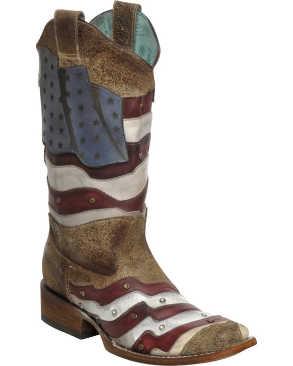 Corral Boots Patriot C3131