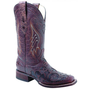 CORRAL BOOTS A2404 CHOCOLATE