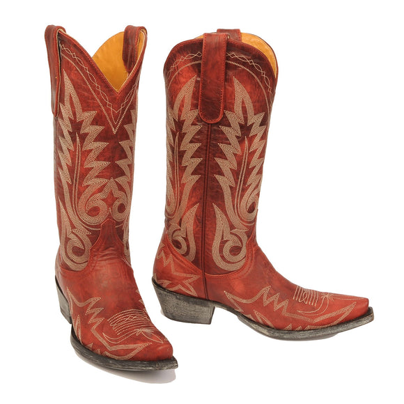 Old Gringo Nevada Red Boot