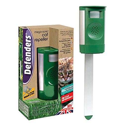 Defenders ultrasonic cat repellent