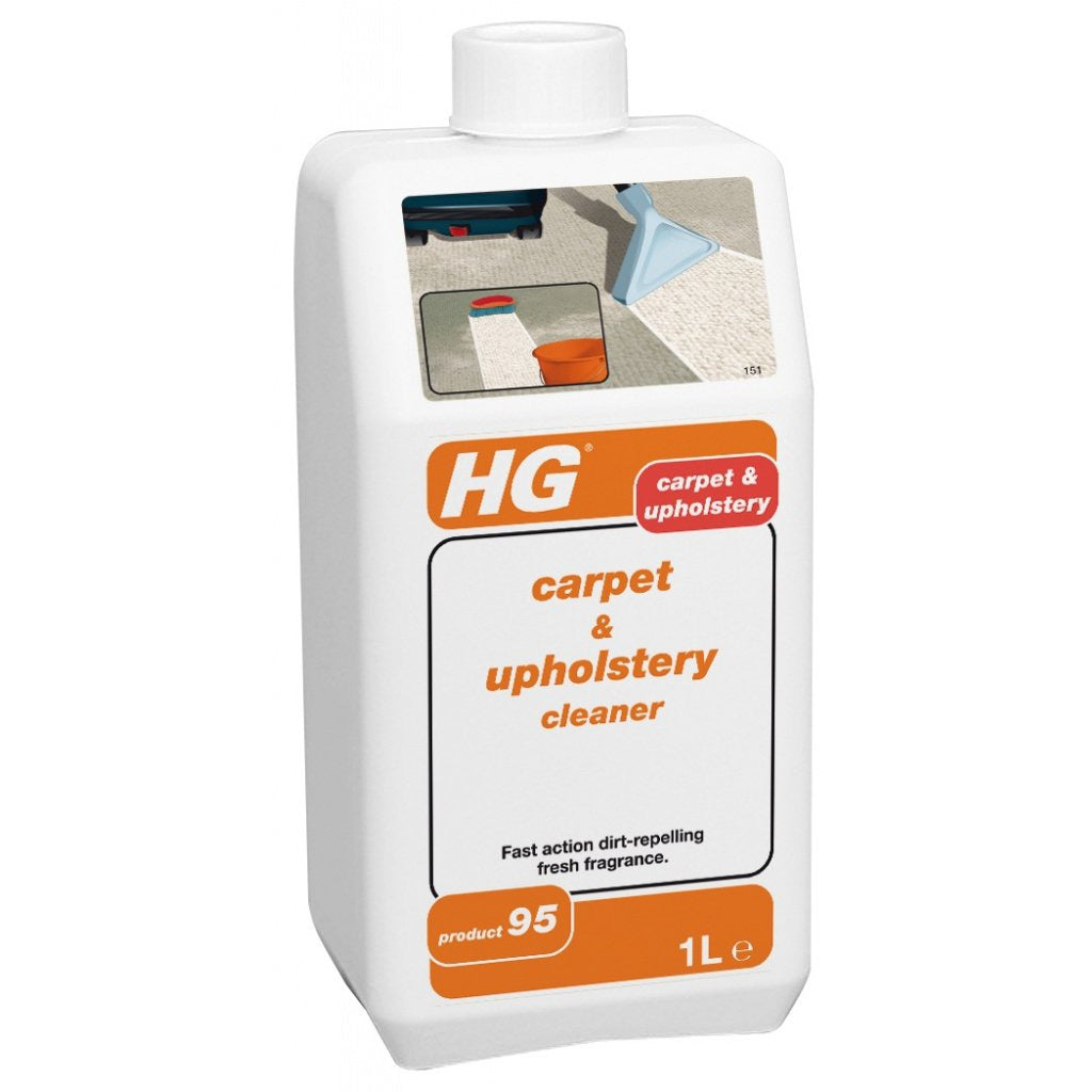 Carpet and Upholstery Cleaner - iShom