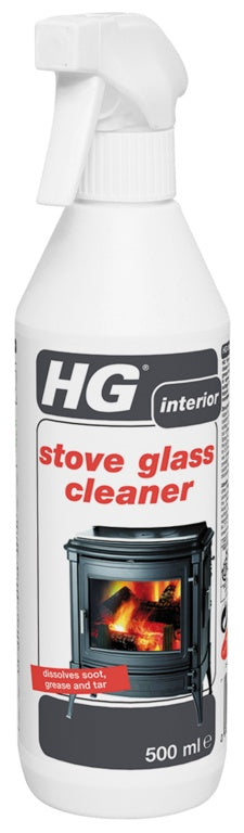 Stove Glass Cleaner - iShom