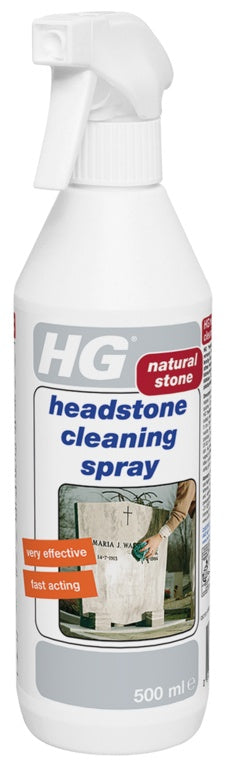 Headstone Cleaner Spray - iShom