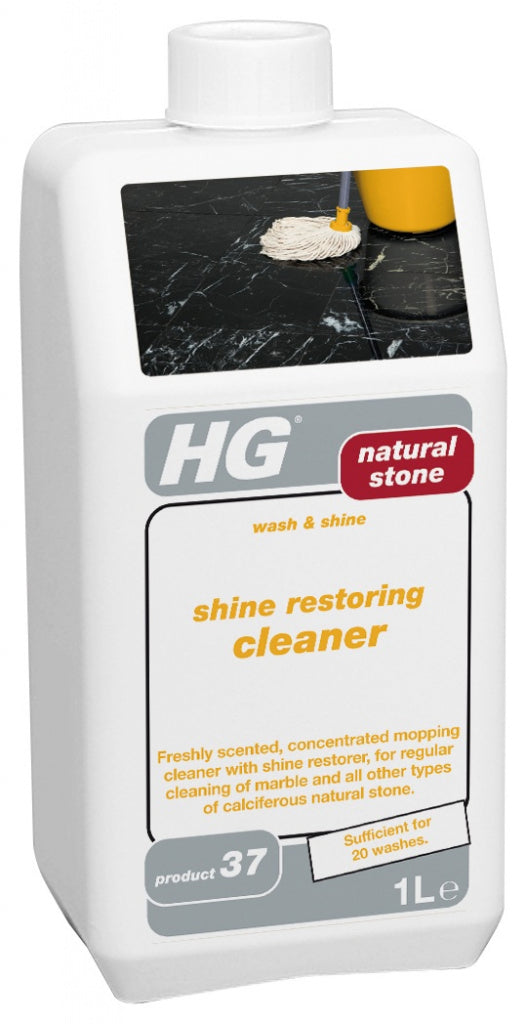 Natural Stone Wash & Shine - iShom