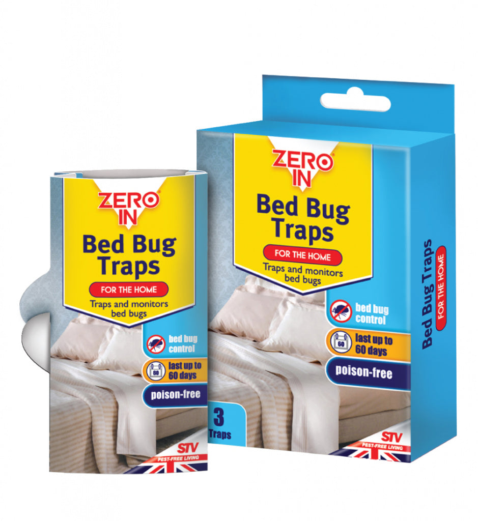 Zero In-Bed Bug Traps