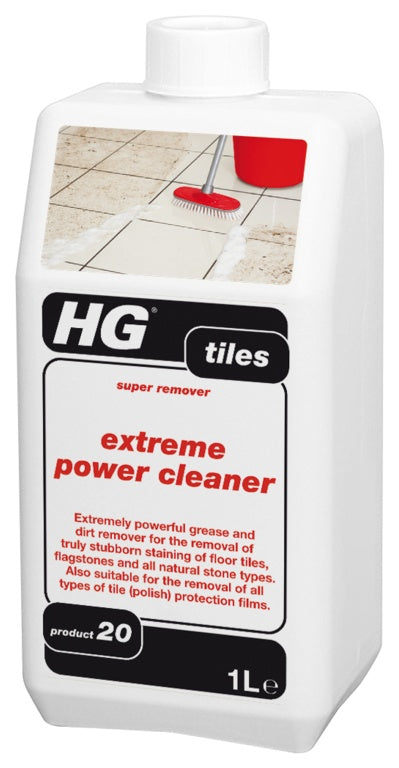 No 20 Tile Extreme Power Cleaner - iShom
