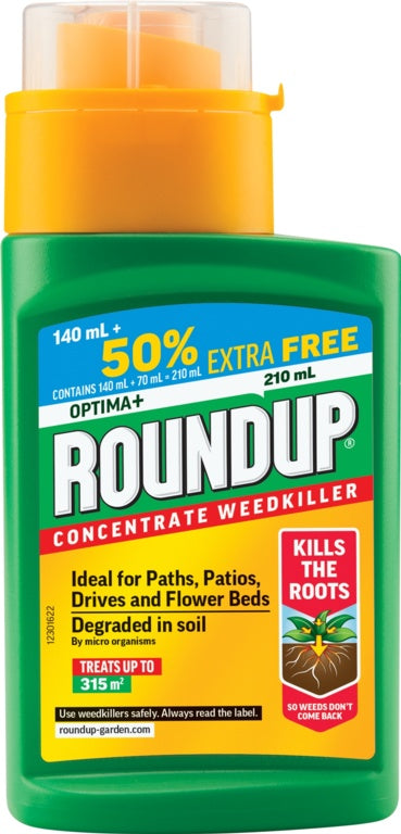 Roundup-Fast Acting Mini Refill