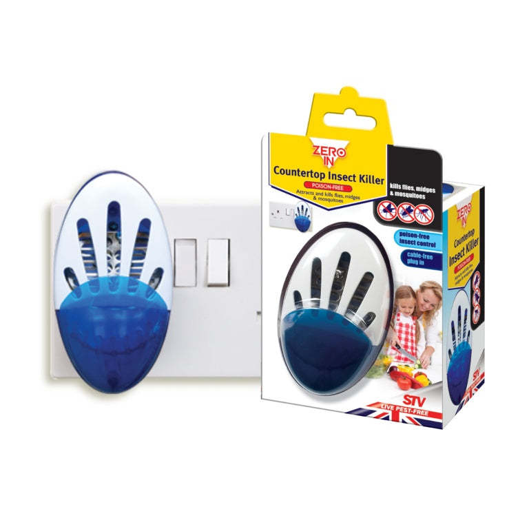 Zero In-Countertop Insect Killer