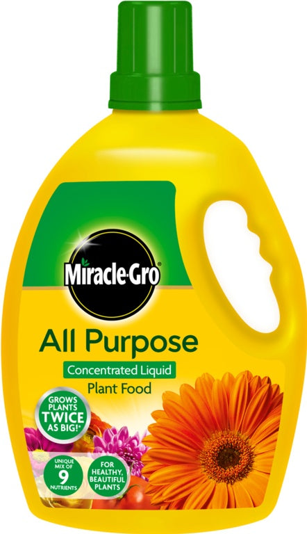 Miracle-Gro-Evergreen Autumn Lawn Care