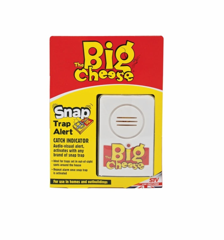 The Big Cheese-Snap Trap Alert