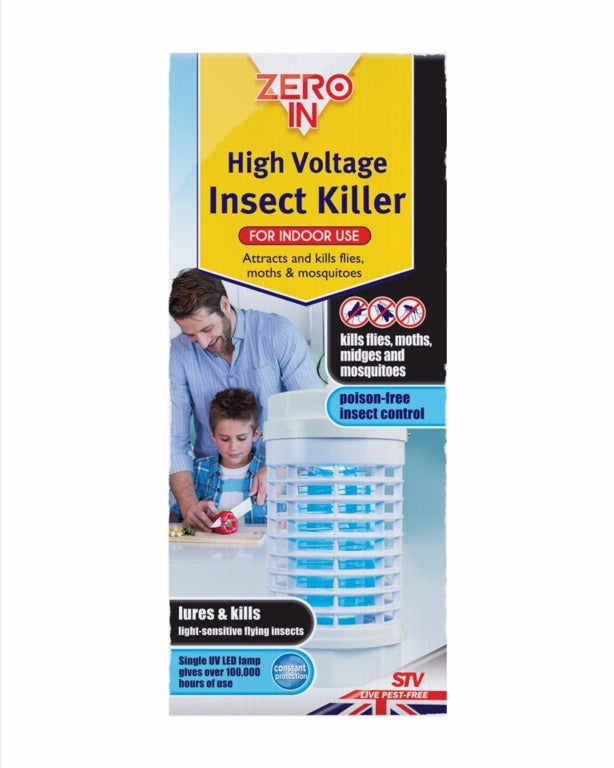 Zero In-High Voltage Insect Killer