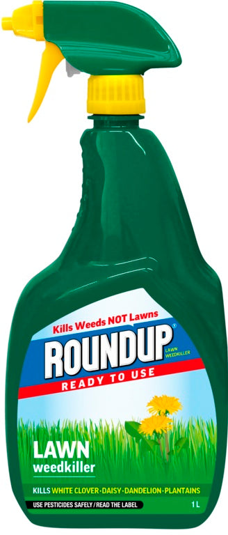 Roundup-Fast Action Pump N Go Display Unit