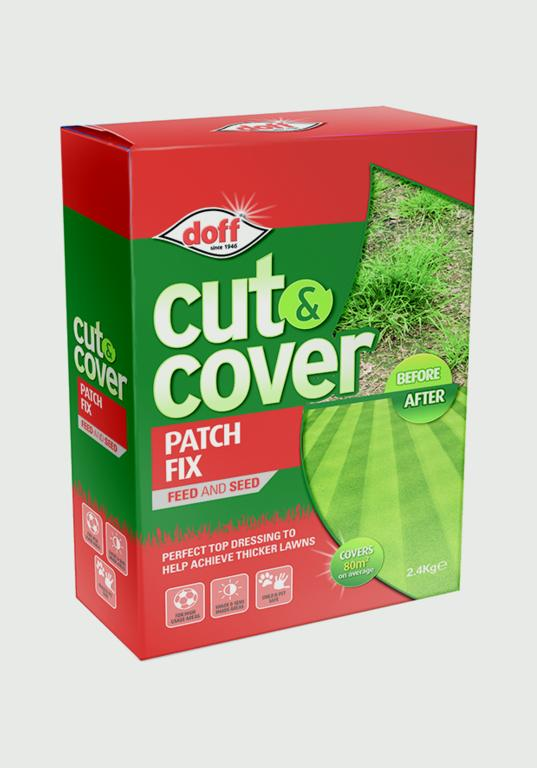Doff-Cut & Cover Lawn Thickener