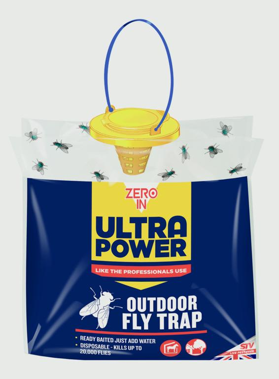 Zero In-Outdoor Fly Trap
