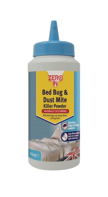 Zero In-Bed Bug Killer Powder