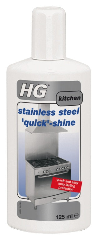 Stainless Steel Quick Shine - iShom