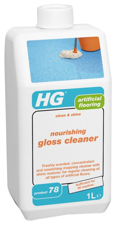 Flooring Gloss Cleaner - iShom