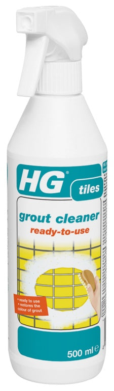 Grout Cleaner Ready To Use - iShom