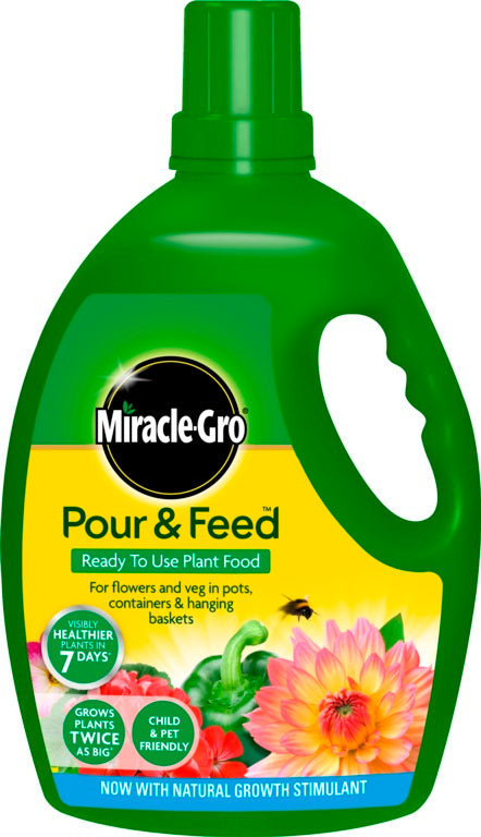 Miracle-Gro-All Purpose Concentrated Liquid Plant Food