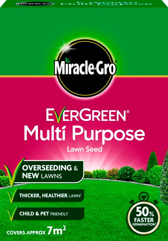Miracle-Gro-Luxury Lawn Seed
