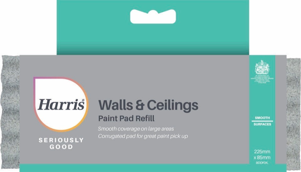 Harris-Seriously Good Wall & Ceiling Paint Pad Refill - iShom