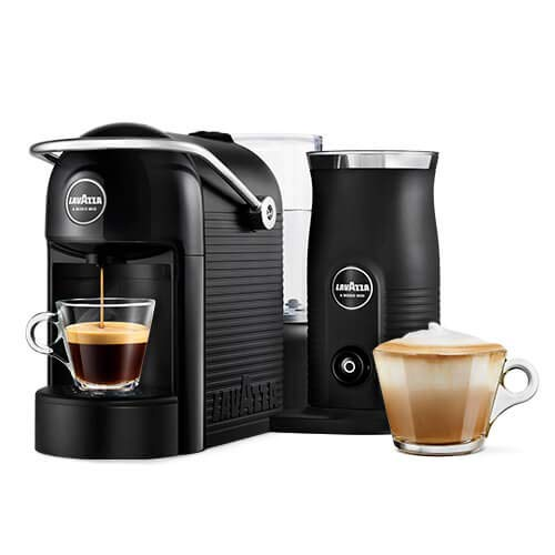 Lavazza A Modo Mio Jolie & Milk Coffee Machine,1250W,0.6 Liters,White - iShom