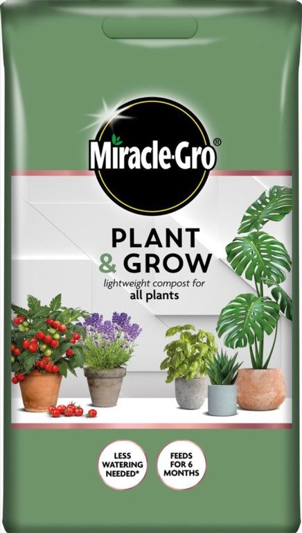 Miracle Gro-All Purpose Peat Free Compost