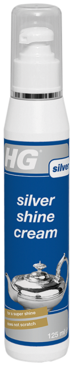 HG silver shine cream (491015106) | ISHOM