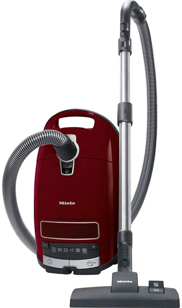 Complete C3 Pure Red Powerline Bagged Cylinder Vacuum Cleaner  10995580