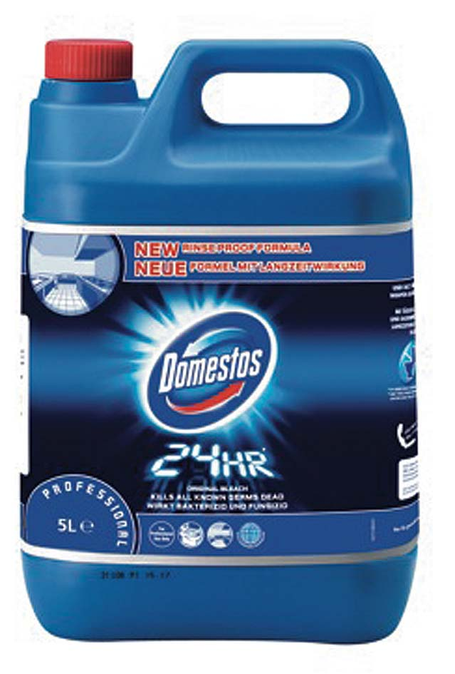 Domestos-Thick Bleach - iShom
