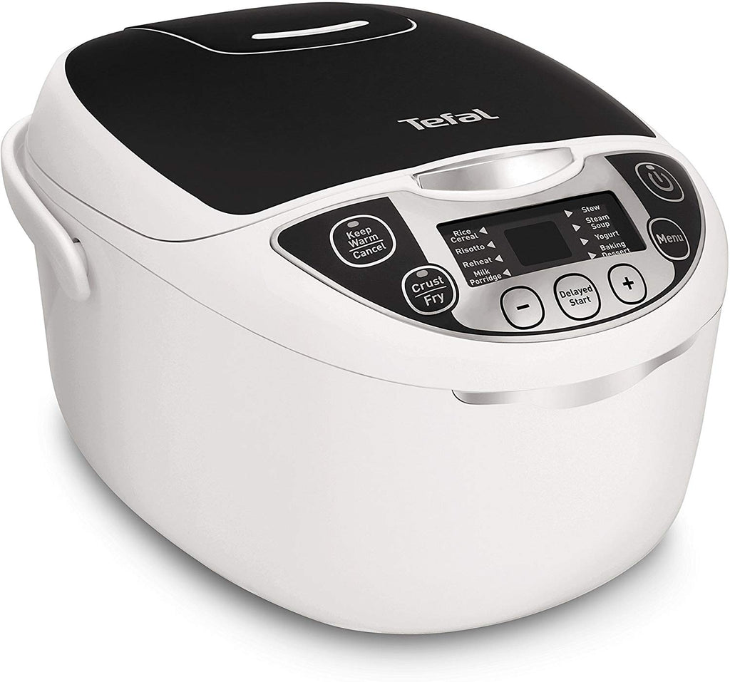 Tefal RK705840 Multicook Plus 10-in-1 Multi-Cooker - White by Tefal - iShom