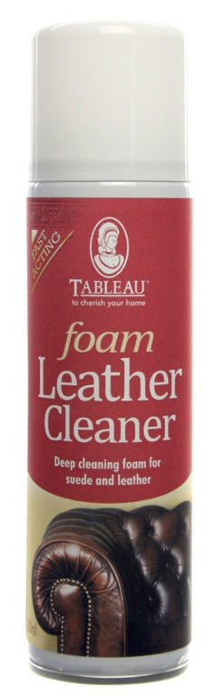 Tableau-Leather Cleaning Foam - iShom