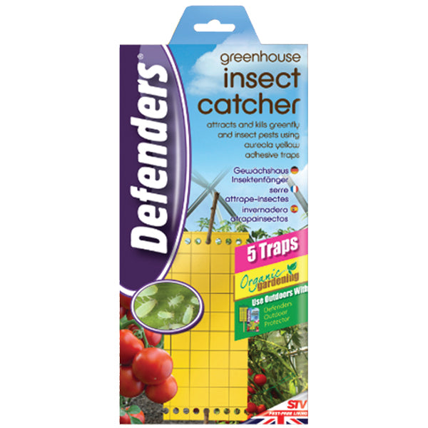 Defenders-Greenhouse Insect Catcher
