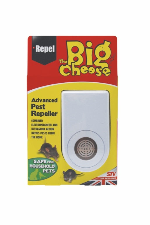 The Big Cheese-Advanced Pest Repeller