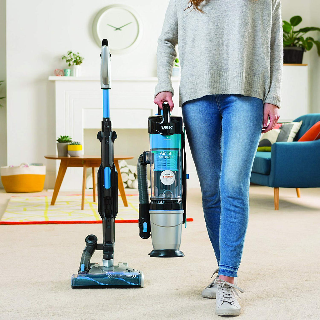 Vax Air Lift Steerable Pet Pro UCUESHV1 - Upright Vacuum - Bagless