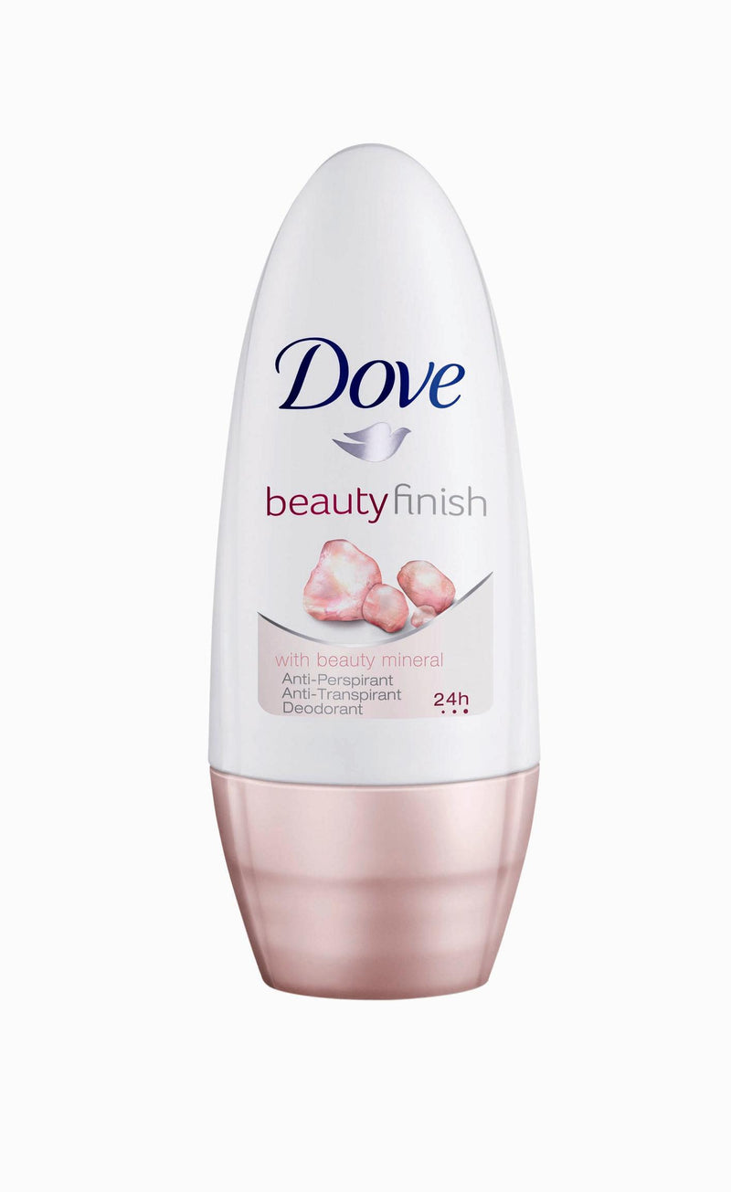 dove roll-on beauty finish