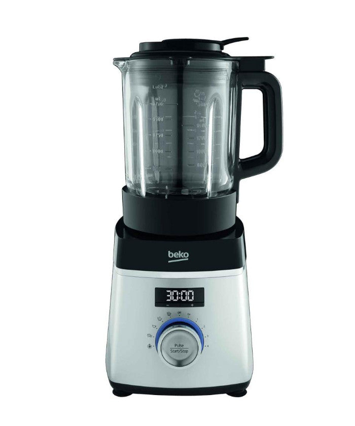 Beko SMM888BX Soup Maker with 5 Auto Programmes - Stainless Steel | ISHOM