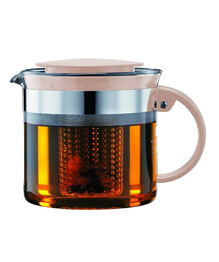 Bodum BISTRONOUVEAU Tea pot, 1.0 l, 34 oz Pebble | ISHOM