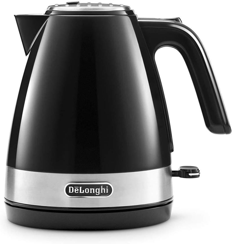 Delonghi ACTIVE Kettle Black KBLA3001.BK | ISHOM