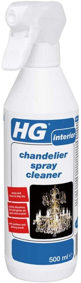 HG Chandelier Spray Cleaner 500 ml | ISHOM