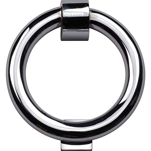 M. Marcus K1270-PC Heritage Brass Ring Knocker Polished Chrome finish | ISHOM